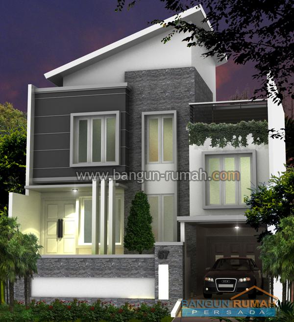 Desain Rumah Minimalis Dilahan 10 X 10 M2 Desain Rumah Online