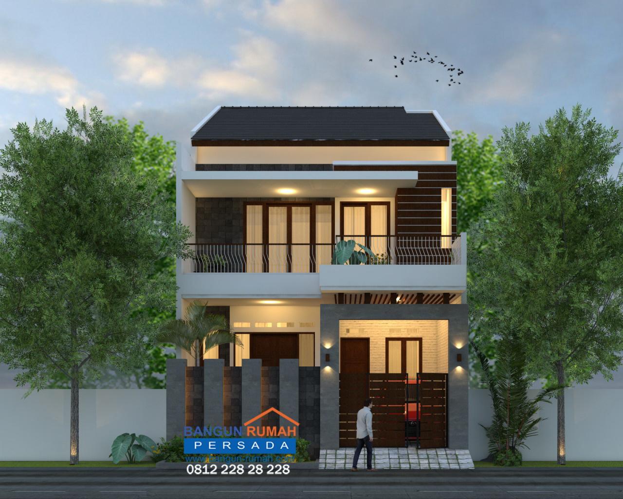 Desain Rumah Minimalis Irit Biaya - desain rumah minimalis ...