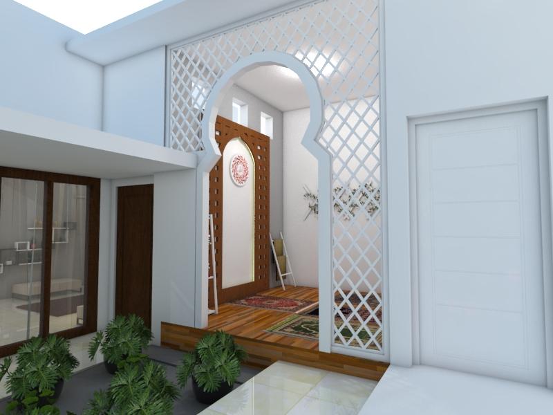 33 Model Ruang Sholat Di Rumah Desain Rumah Online