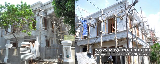 Desain Rumah dan Bangun Rumah Baru di Rawamangun Jakarta Timur