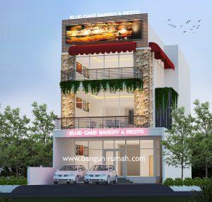 desain ruko 3 lantai ~ desain rumah online