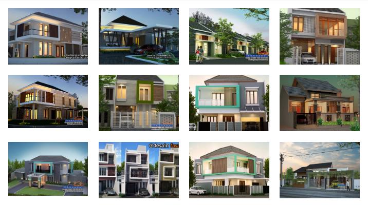 Desain Rumah Minimalis Yang Paling Diminati Di Internet