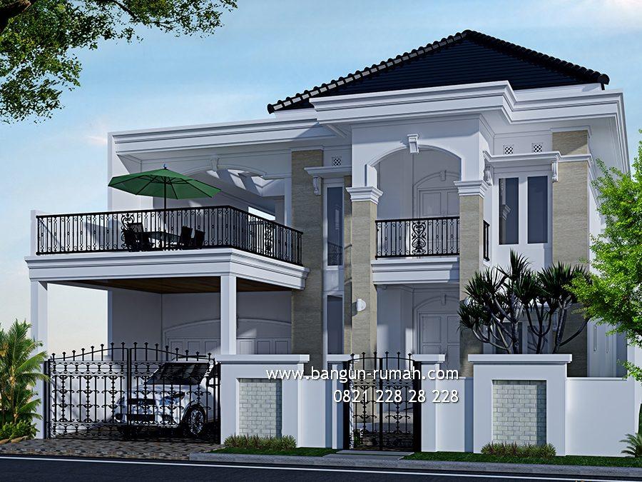 Desain Rumah Cibubur Desain Rumah Online