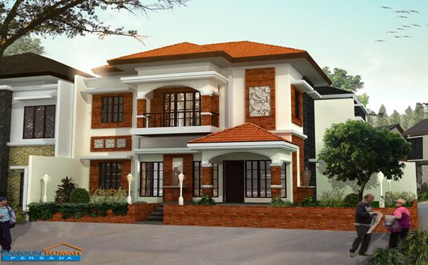 Desain Rumah Bergaya Tropical Vintage ~ Desain Rumah Online