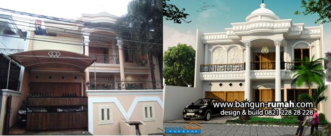 Desain Rumah di Cempaka Putih Timur Jakarta