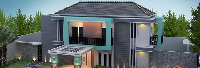Desain Rumah Online | Jasa Kontraktor Rumah