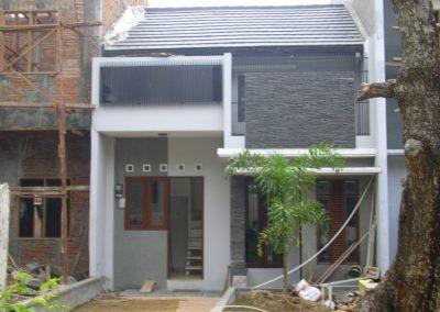 Renovasi Rumah di Cirendeu