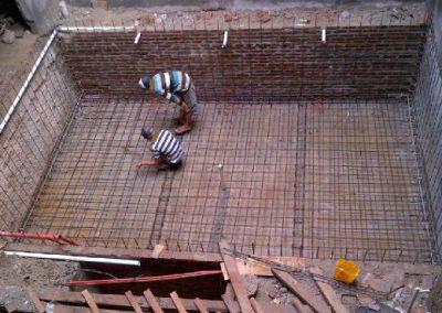Pembuatan Kolam Renang di Pejaten Jakarta Selatan
