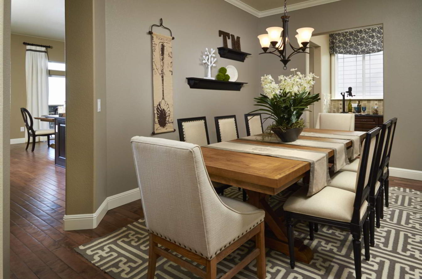 45 Ide Ruang Makan Cantik Desain Rumah Online